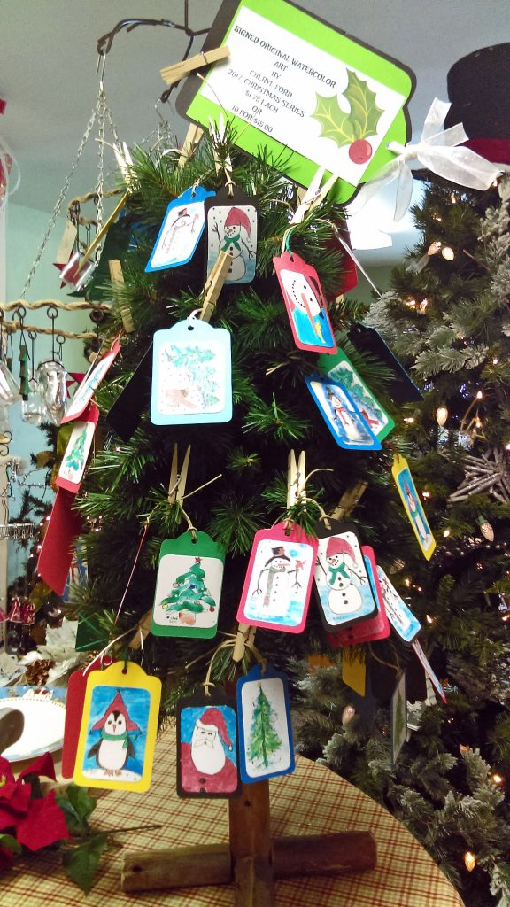 Made In Greer Products: Literature, Greeting Cards & Gift Tags